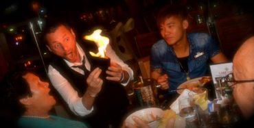 Magie aux tables